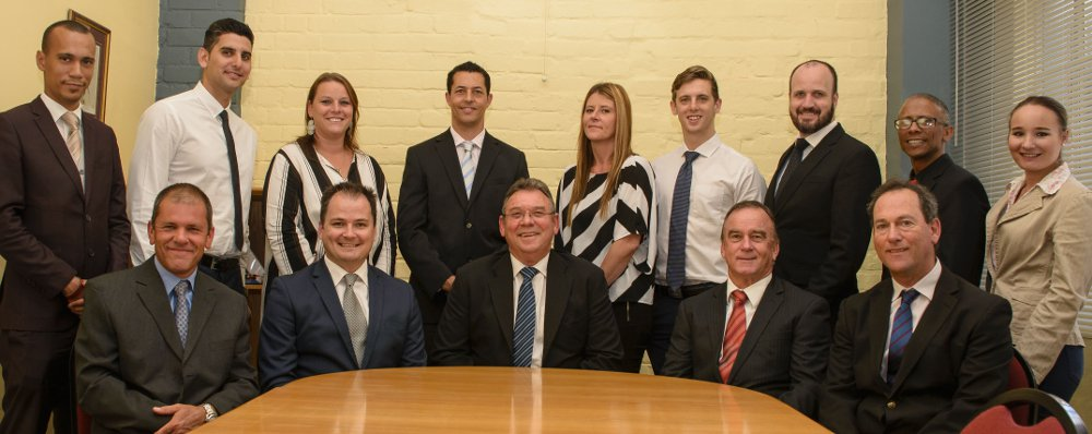 Spectrum Financial Consulting Sales Team People
